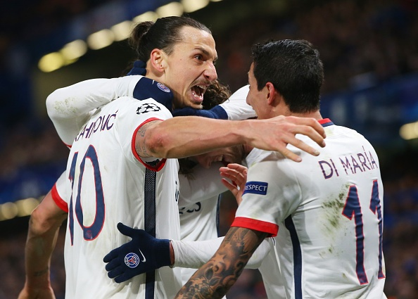 Tong hop tran dau: Chelsea 1-2 PSG hinh anh