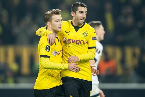 Dortmund 3-0 Tottenham: Marco Reus lap cu dup hinh anh