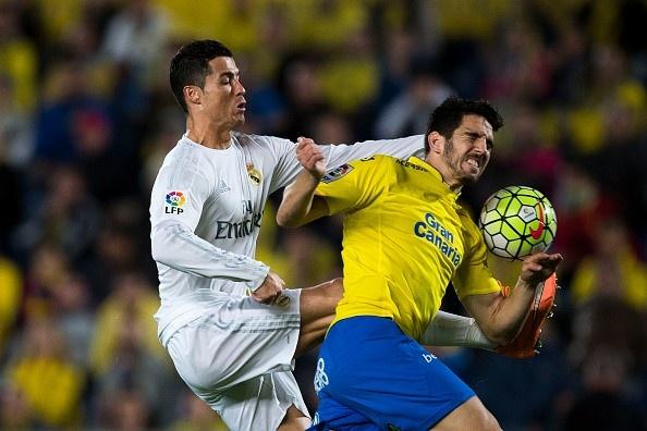 Highlights Las Palmas 1-2 Real Madrid hinh anh