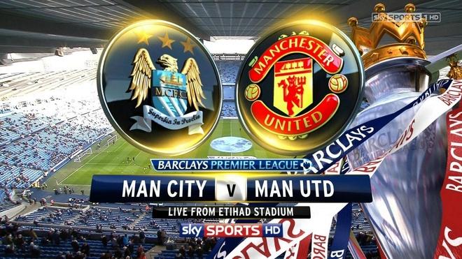 Video truc tiep bong da: Manchester City vs MU hinh anh