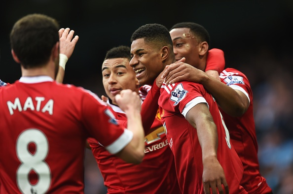 Highlights Manchester City 0-1 Manchester United hinh anh
