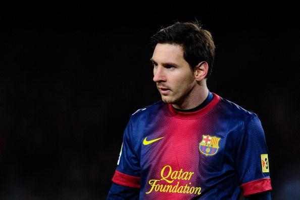 Nhung 'ban thang hut' cua Messi hinh anh