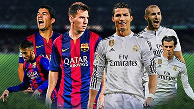 Barca vs Real Madrid: Cuoc chien vi danh du hinh anh