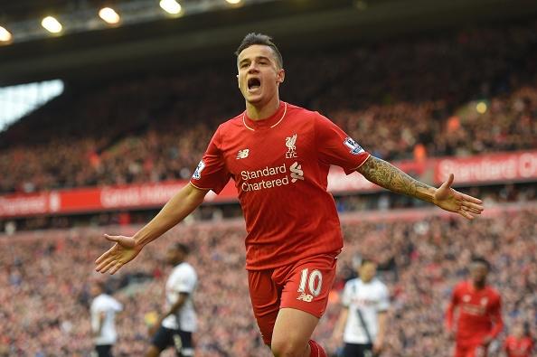 Highlights Liverpool 1-1 Tottenham hinh anh