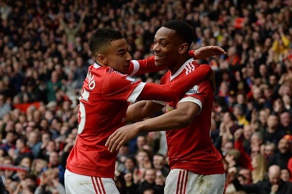 Highlights Manchester United 1-0 Everton hinh anh