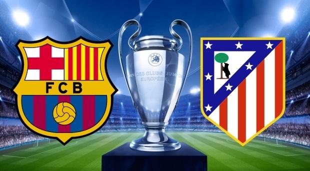 Video truc tiep bong da Barcelona vs Atletico Madrid hinh anh