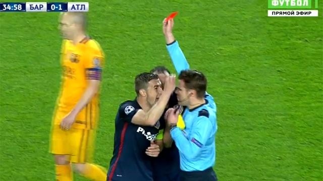 Tinh huong Torres nhan the vang thu 2 roi san hinh anh