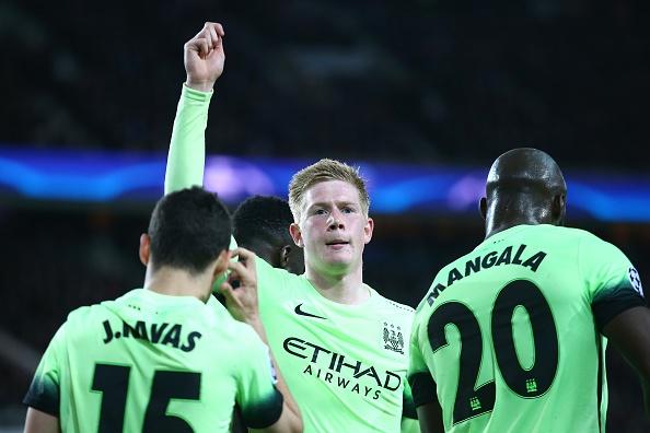 Highlights PSG 2-2 Manchester City hinh anh