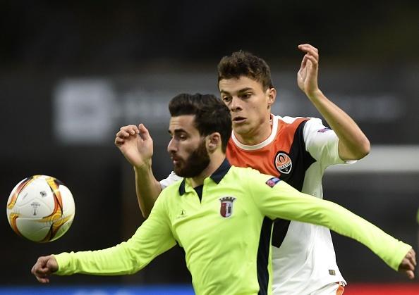 Highlights Sporting Braga 1-2 Shakhtar Donetsk hinh anh