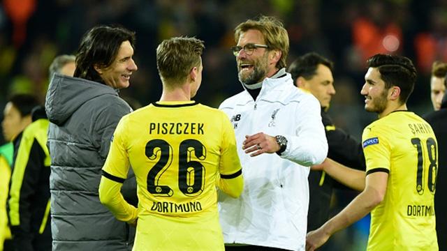 Tong hop tran Dortmund 1-1 Liverpool hinh anh