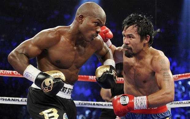 Video tran so gang Manny Pacquiao vs Timothy Bradley hinh anh