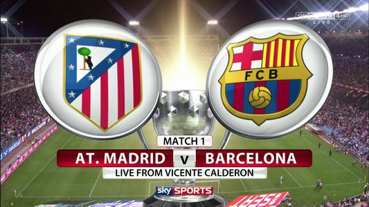 Video truc tiep bong da Atletico Madrid vs Barca hinh anh