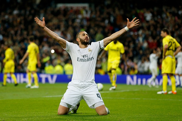 Highlights Real Madrid 3-0 Villarreal hinh anh
