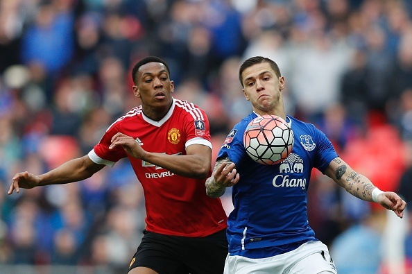 Highlights Everton 1-2 Manchester United hinh anh