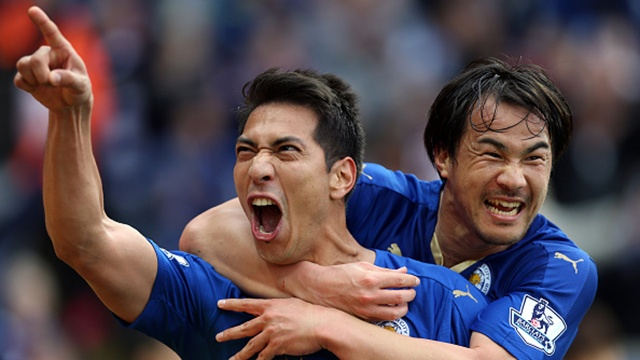 Highlights Leicester City 4-0 Swansea City hinh anh