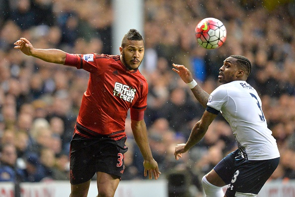 Highlights Tottenham 1-1 West Brom hinh anh