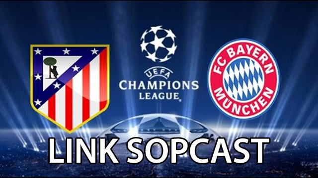 Video truc tiep tran Atletico Madrid vs Bayern Munich hinh anh
