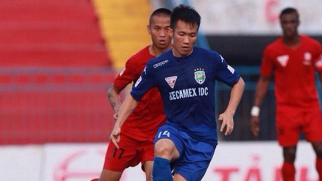 Nhung pha bong dang chu y tran Hai Phong vs Binh Duong hinh anh