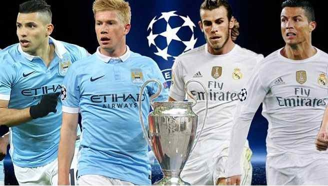 Video Real Madrid vs Manchester City hinh anh