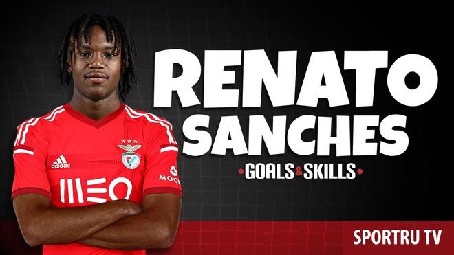 Man trinh dien an tuong cua Renato Sanches hinh anh