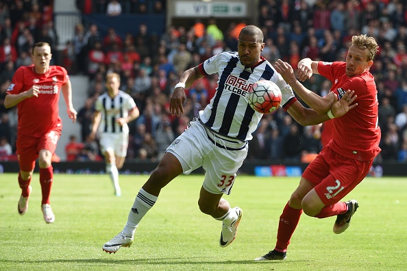 Highlights  West Bromwich 1-1 Liverpool hinh anh