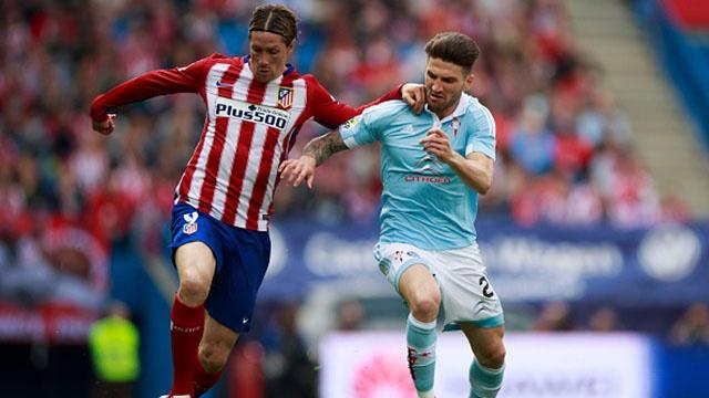 Torres ghi ban giup Atletico thang Celta Vigo hinh anh