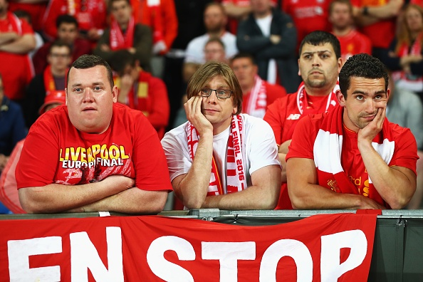 Highlights Liverpool 1-3 Sevilla hinh anh