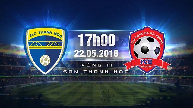 Highlights Thanh Hoa 0-1 Hai Phong hinh anh