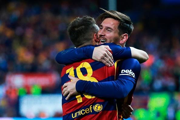 Highlights Barcelona 2-0 Sevilla hinh anh