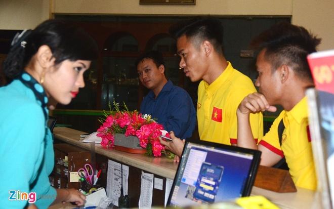 Tuyen thu Viet Nam mang gia vi que nha sang Myanmar hinh anh 2