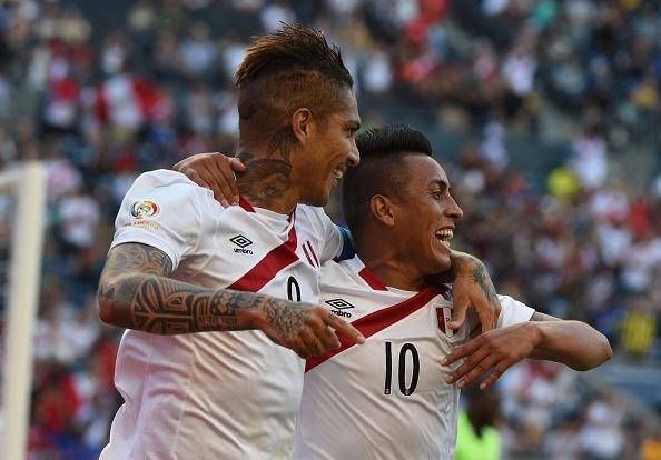 Highlights Copa America: Haiti 0-1 Peru hinh anh