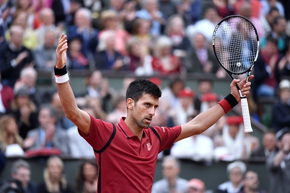 Highlights Novak Djokovic 3-1 Andy Murray hinh anh