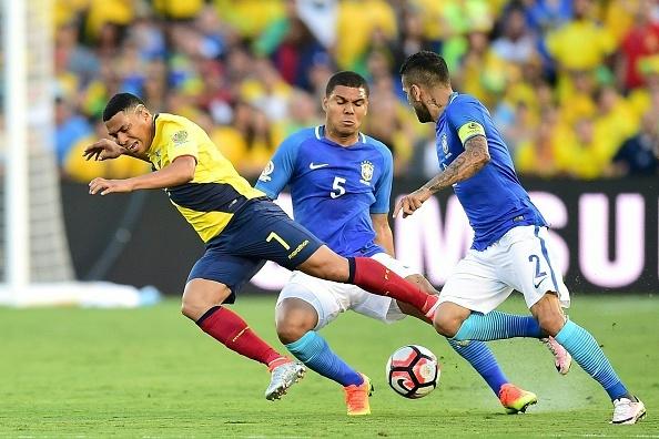 Highlights Copa America: Brazil 0-0 Ecuador hinh anh