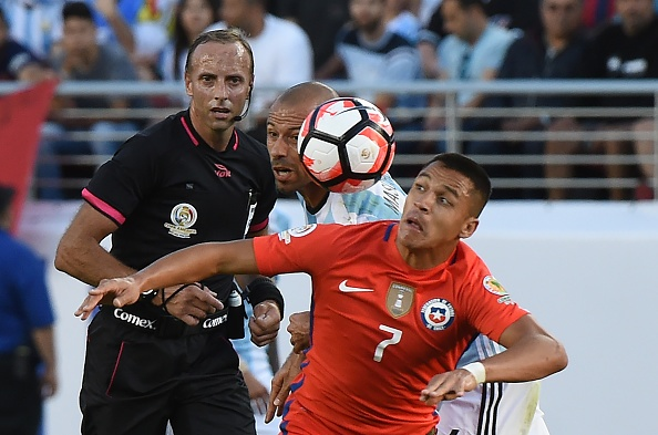 Highlights Copa America: Argentina 2-1 Chile hinh anh