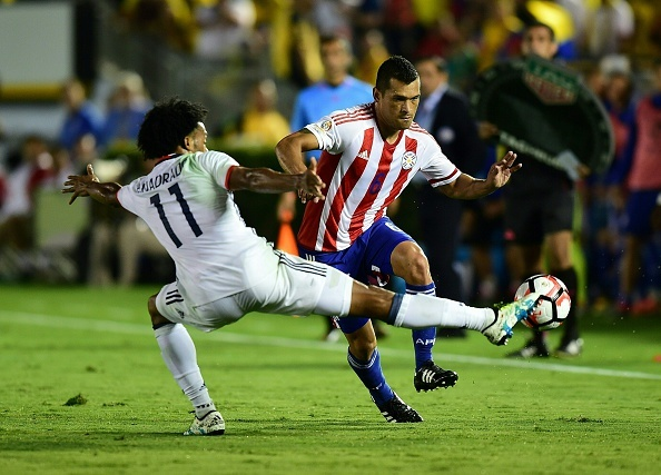 Highlights Copa America: Colombia 2-1 Paraguay hinh anh