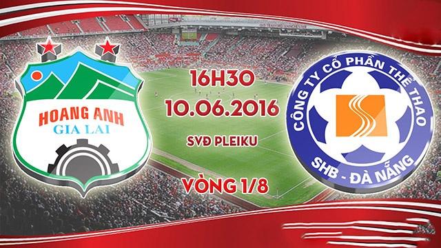 Highlights Hoang Anh Gia Lai 1-0 SHB.Da Nang hinh anh