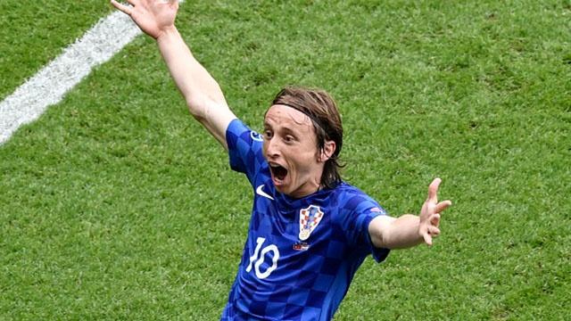 Highlights Euro 2016: Tho Nhi Ky 0-1 Croatia hinh anh