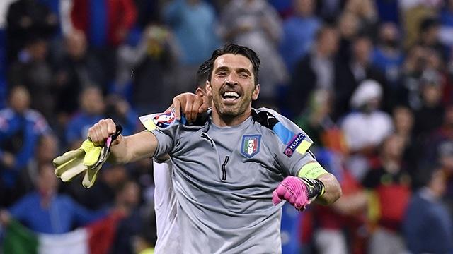 Highlights Euro 2016: Bi 0-2 Italy hinh anh