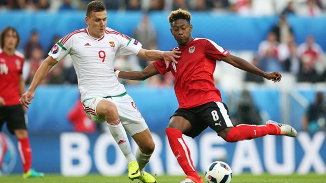 Highlights Euro 2016: Ao 0-2 Hungary hinh anh
