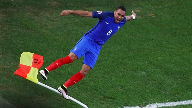 Highlights Euro 2016: Phap 2-0 Albania hinh anh