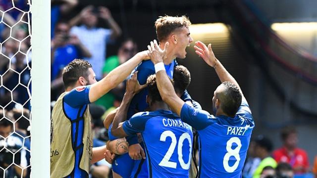Highlights Euro 2016: Phap 2-1 CH Ireland hinh anh
