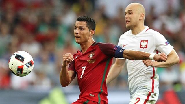 Highlights Euro 2016: Ba Lan 1-1 (3-5 pen) Bo Dao Nha hinh anh