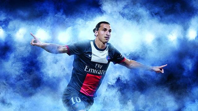 Nhung ban thang dep nhat cua Ibrahimovic o PSG hinh anh