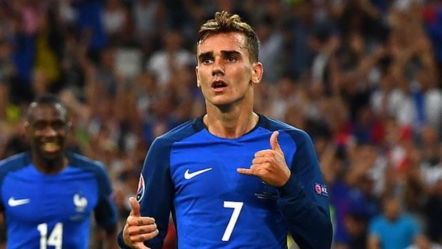 Highlights Euro 2016: Phap 2-0 Duc hinh anh