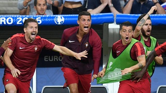 Highlights Euro 2016: Phap 0-1 Bo Dao Nha hinh anh