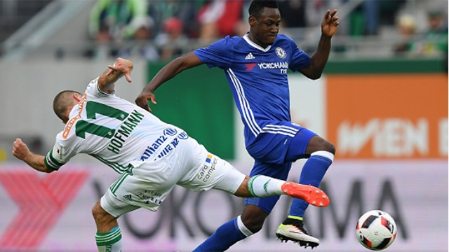 Highlights  Chelsea 0-2 Rapid Wien hinh anh