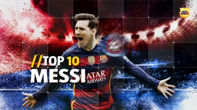 10 ban thang dep nhat La Liga mua 2015/16 cua Messi hinh anh