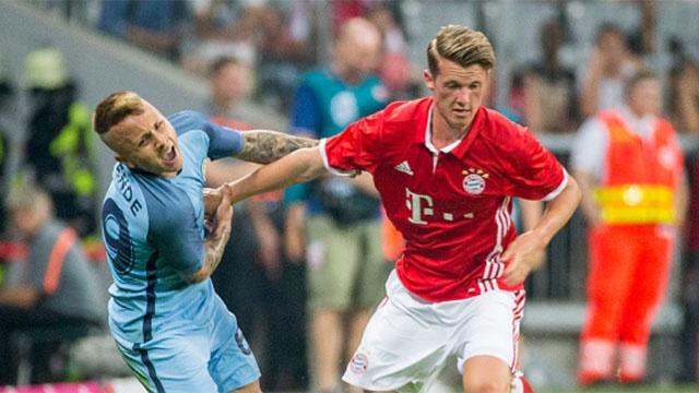 Ban thang may man giup Bayern thang Man City hinh anh