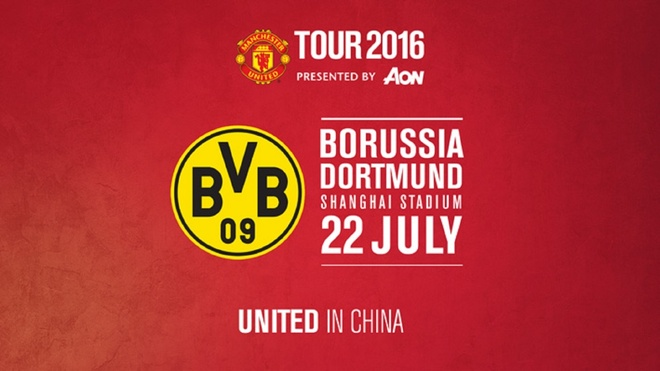 Video truc tiep bong da Man Utd vs Dortmund hinh anh
