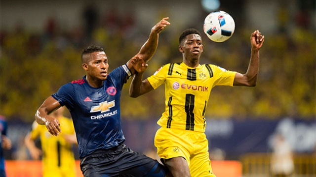 Highlights Manchester United 1-4 Dortmund hinh anh